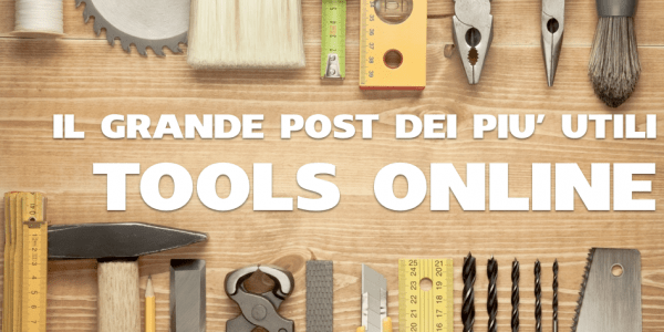 tutti i tools online piuutili